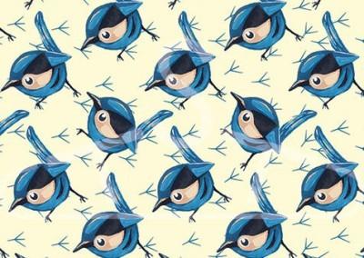 Animal Print (Birds)