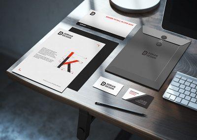 DORIAN.DESIGN – Brand Identity